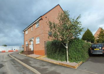 Thumbnail 2 bed flat for sale in Carsington Drive, Brindley Village, Sandyford, Stoke-On-Trent