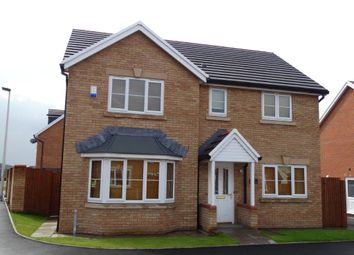 Thumbnail 4 bed detached house for sale in Cwm Heulwen - Radleigh, Aberaman, Aberdare