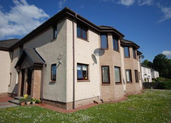 Thumbnail 2 bed flat to rent in Pine Grove, Crosslee, Johnstone