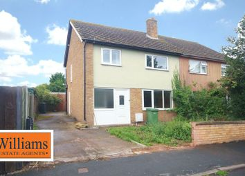 Thumbnail 3 bed semi-detached house for sale in River View, Hereford