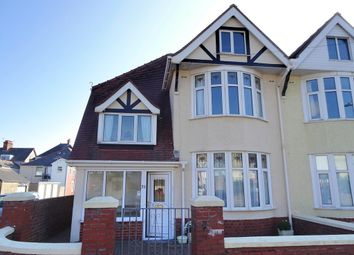 Thumbnail 3 bedroom semi-detached house for sale in Park Avenue, Porthcawl