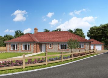 Thumbnail 3 bed detached bungalow for sale in Ashburton Road, Ickburgh, Thetford