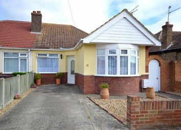 Thumbnail 2 bed semi-detached bungalow for sale in Marrose Avenue, Ramsgate, Kent
