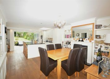 Thumbnail 4 bed semi-detached house to rent in Monument Road, Weybridge, Surrey