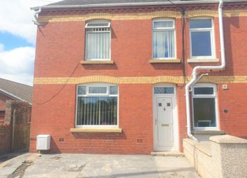 Thumbnail 3 bed semi-detached house for sale in Amman Road, Glanamman, Ammanford