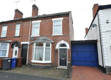 Thumbnail 5 bed semi-detached house for sale in Shobnall Street, Burton-On-Trent