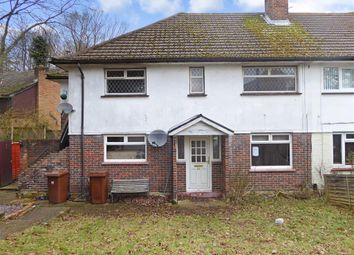 Thumbnail 2 bed maisonette for sale in Kellaway Road, Walderslade, Chatham, Kent