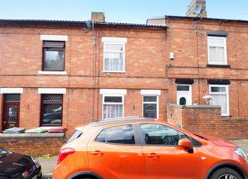 Thumbnail 2 bed terraced house for sale in Hardwick Street, Tibshelf, Alfreton