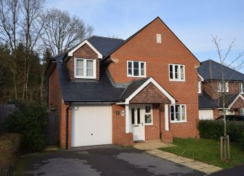 Thumbnail 4 bed detached house for sale in Handyside Place, Four Marks, Alton, Hampshire