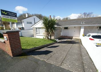 Thumbnail 3 bed semi-detached bungalow for sale in Millmans Road, Marldon, Paignton