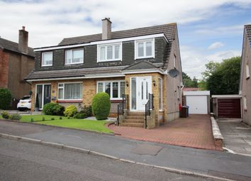 Thumbnail 3 bed semi-detached house for sale in 12 Mirren Drive, Duntocher