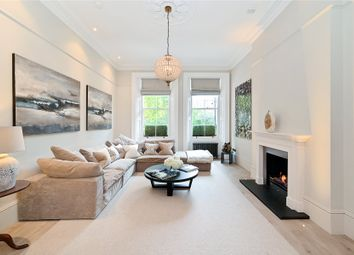 Nevern Square, Earls Court, London SW5. 3 bed flat