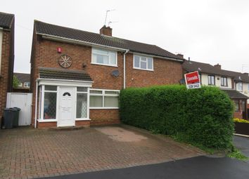 Thumbnail 2 bed semi-detached house for sale in Oakdale Road, Oldbury