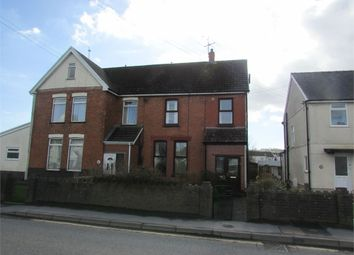 Thumbnail 2 bed semi-detached house for sale in West Street, Whitland, Carmarthenshire