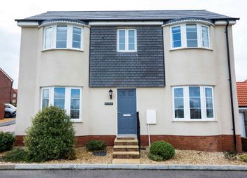 Thumbnail 4 bed detached house for sale in Post Coach Way, Cranbrook, Exeter