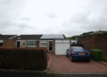 Thumbnail 2 bed semi-detached bungalow for sale in Melness Road, Hazlerigg, Newcastle Upon Tyne