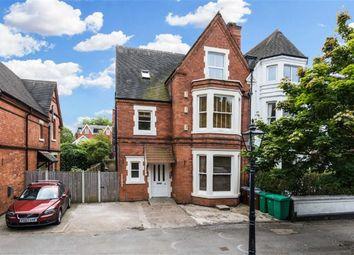 Thumbnail 2 bed flat for sale in Hamilton Drive, Nottingham