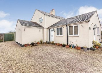 Thumbnail 4 bedroom detached house for sale in Back Lane, East Cowick, Goole