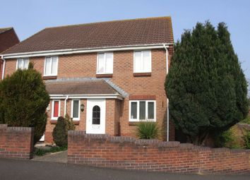 Thumbnail 3 bed semi-detached house for sale in West Brook, Yeovil