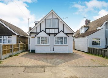 Thumbnail 4 bedroom detached bungalow for sale in Park Square West, Jaywick, Clacton-On-Sea
