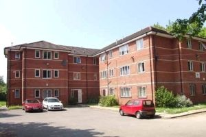 Thumbnail 2 bed flat to rent in Wynnstay Grove, Manchester