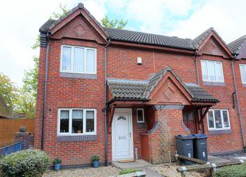 Thumbnail 2 bedroom end terrace house for sale in Crossways Green, Birmingham