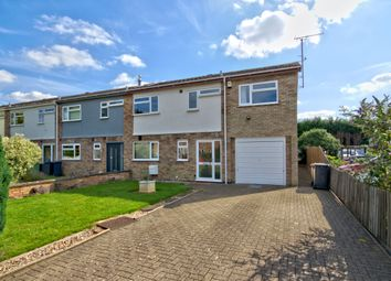 Thumbnail 5 bedroom end terrace house to rent in Beverley Way, Trumpington, Cambridge