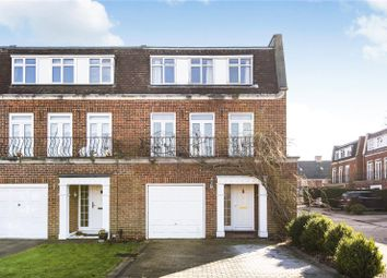 3 bed town house for sale in Azalea Walk, Pinner, Middlesex HA5