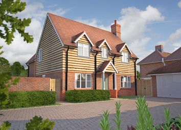 Thumbnail 4 bedroom detached house for sale in Nutburn Road, North Baddesley, Southampton, Hampshire