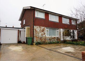 Thumbnail 3 bed semi-detached house for sale in Bathurst Road, Tonbridge