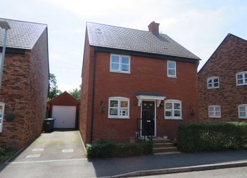 Thumbnail 3 bed detached house for sale in Malus Field, Pattishall, Towcester