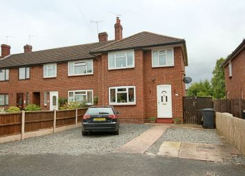 Thumbnail 3 bed end terrace house for sale in Dalelands Estate, Market Drayton