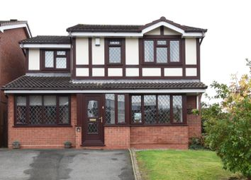 4 bed detached house for sale in Slingsby, Tamworth B77
