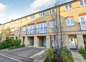 Thumbnail 3 bed town house for sale in Old Tannery Way, Milborne Port, Sherborne