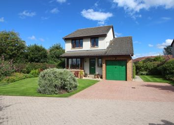 Thumbnail 4 bed detached house for sale in Mannachie Brae, Forres