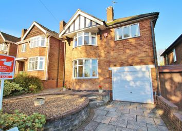 Thumbnail 3 bed detached house for sale in Greengate Lane, Birstall, Leicestershire
