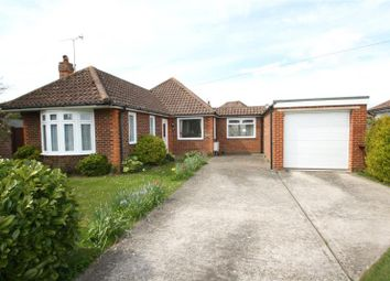 Thumbnail 3 bed detached bungalow for sale in Little Drive, Ferring, Worthing