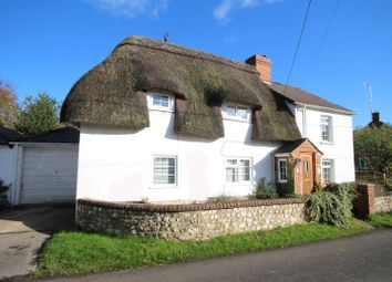 Thumbnail 3 bed cottage for sale in Netton, Salisbury