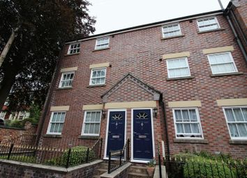Thumbnail 1 bed flat for sale in King Street, Leek, Staffordshire