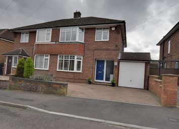 Thumbnail 3 bed semi-detached house for sale in Silecroft Road, Luton, Bedfordshire