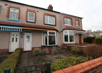 Thumbnail 3 bed terraced house for sale in Croft Avenue, Penrith