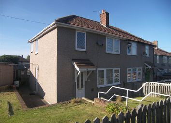Thumbnail 3 bed semi-detached house for sale in Russell Avenue, Hall Green, Wakefield, West Yorkshire