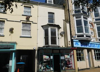 Thumbnail 3 bedroom maisonette to rent in High Street, Ilfracombe