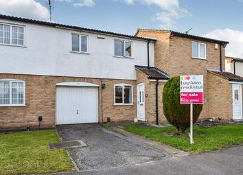 Thumbnail 2 bedroom terraced house for sale in Thorness Close, Alvaston, Derby