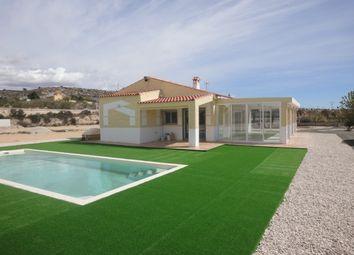 Thumbnail 3 bed villa for sale in 03669 La Romana, Alacant, Spain