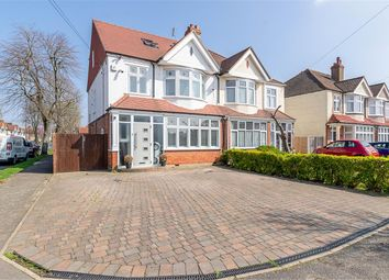 Thumbnail 4 bedroom semi-detached house for sale in Elm Way, Worcester Park, Surrey