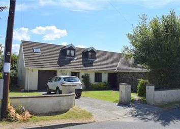 Thumbnail 5 bed detached bungalow for sale in The Meads Drive, Hook, Haverfordwest