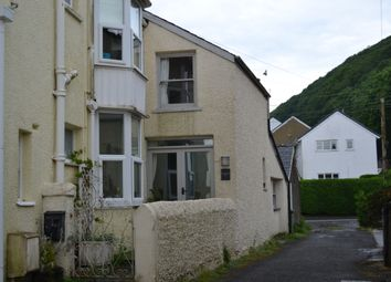 Thumbnail 3 bed semi-detached house for sale in 4B Sea View Terrace, Borth Y Gest
