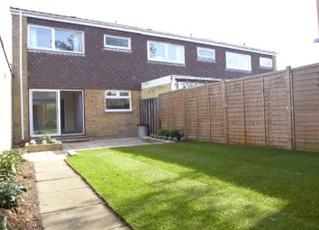 Thumbnail 3 bed end terrace house to rent in Buckingham Gardens, West Molesey