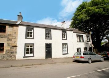 Thumbnail 2 bed flat for sale in Polnoon Street, Eaglesham, East Renfrewshire